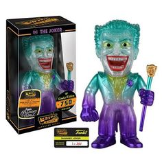 http://ift.tt/2lZuCV5 ... Funko Hikari  @dccomics Joker 9 inch figure in limited Shimmer colorway in stock now! Great price under $40!