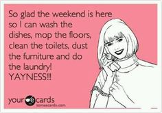 """Add in soccer games, grocery shopping, and paying bills and this pretty much sums up my two days """"off"""" a week...."""