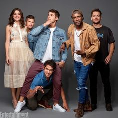 Teen wolf for Entetrainment Weekly SDCC 2011-2012-2013-2014-2015-2016-2017