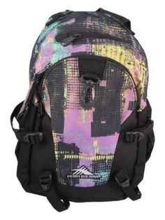 """Multi-compartment design Dedicated MP3 player pocket with headphone port Attach gear with monster hook and bottom straps Two side mesh beverage compartments Hanging accessory pocket Premium organizer compartment Yoke-style, S-Shaped Vapel Mesh padded backpack straps with Suspension System and integrated grab handle Comfortable back panel Dimensions: 19.0"""" x 13.5"""" x 8.5"""" Weight: 2.04 lbs."""