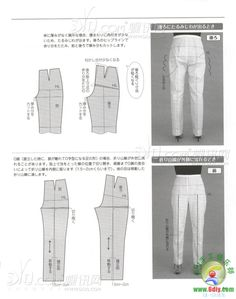 lb2014-9 -86 #sewing #patternmaking