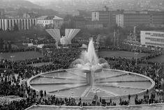 Ako sa stavala Bratislava: Pozrite si unikátne fotky z vtáčej perspektívy ukazujúce minulosť nášho hlavného mesta Bratislava, Old Photos, Green Papaya Salad, Old Pictures, Vintage Photos