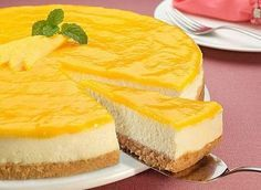 Receita de Cheesecake de Limão - http://www.receitasja.com/receita-de-cheesecake-de-limao/