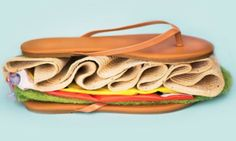Graphic Designer Creates Fake Food Entirely Out Of Household Objects