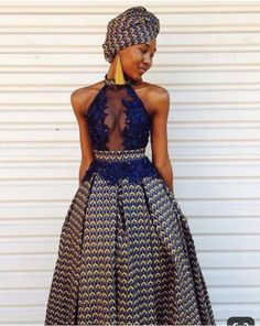 south african traditional dresses for black women -fashion ⋆ African Prom Dresses, Latest African Fashion Dresses, African Print Fashion, Africa Fashion, African Prints, African Dress Styles, Modern African Dresses, South African Fashion, Ankara Fashion