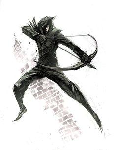 Arrow by naratani on DeviantArt