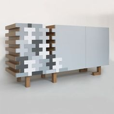 E1+E4 - Taree sideboard