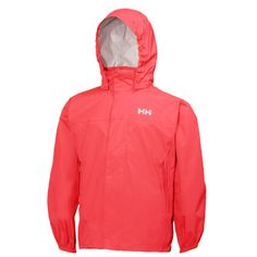 JR LOKE PACKABLE JACKET The essential juniors´ adventure jacket for protection and comfort.Double click to zoom in