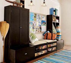 diy bedroom ideas | Bedroom Storage Ideas to Create a Space in Small Room