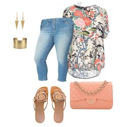 Plus Size Street Chic Style For Summer 2015 (3)