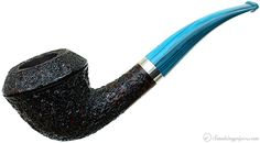 New Tobacco Pipes: Ardor Urano Rhodesian with Silver at Smokingpipes.com