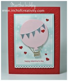 Inch of Creativity: Stamp Review Crew: Valentine Free For All!