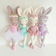 Crochet Bunny Pattern, Crochet Rabbit, Crochet Animal Patterns, Stuffed Animal Patterns, Crochet Patterns Amigurumi, Amigurumi Doll, Crochet Dolls, Doll Patterns Free, Easter Crochet