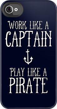 Captain/pirat