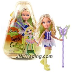 MGA Entertainment Bratz Costume Party Series 10 Inch Doll - CLOE in Butterfly Outfit with Butterfly Staff