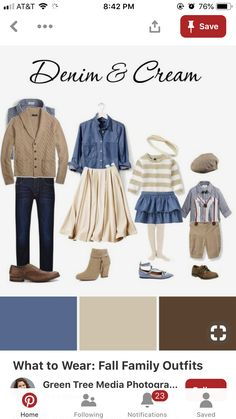 Fall Family Picture Outfits, Family Picture Colors, Cute Family Photos, Fall Family Pictures, Family Portraits What To Wear, Picture Color Schemes, Layering Outfits, Beach Babies, Creative Pics
