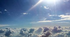 Cielo soleado! Clouds, Outdoor, Heavens, Architecture, Outdoors, Outdoor Living, Garden, Cloud