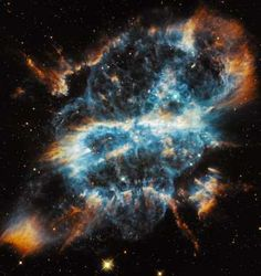 Planetary Nebula NGC 5189 - ESA/NASA/STScI/AURA