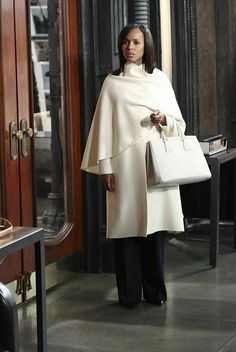 The Ladies on Scandal Know How to Handle Professional Style: The ladies of Scandal don't exactly have it easy.