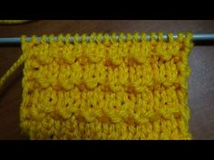 Discover recipes, home ideas, style inspiration and other ideas to try. Baby Knitting Patterns, Crochet Patterns, Knitting Videos, Crochet For Beginners, Chrochet, Diy Crafts, Stitch, Cooking Cake, Gardening