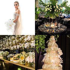 Luxury Knows No Bounds In This Sydney Wedding - MODwedding