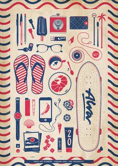 #packing #travel #summer #infographic #design #graphic