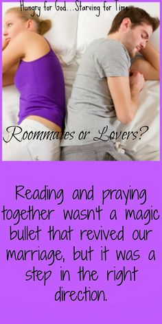 Are you roommates or lovers? How to keep married love alive