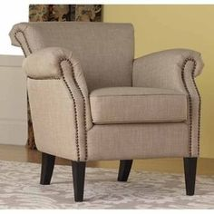 Tuesday Morning New arrivals in store - $199 Not only elegant, but comfy too! Tuesday Morning Store, Home Accents, Interior And Exterior, Armchair, Interior Decorating, New Homes, Comfy, Living Room, House Ideas