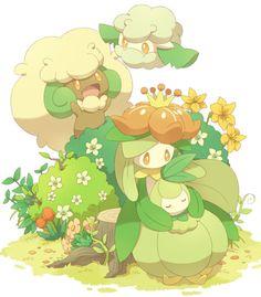 grass pokemon - Google Search