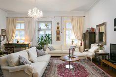 Myytävät asunnot, Meritullinkatu 25-27, Helsinki #oikotieasunnot #olohuone #livingroom