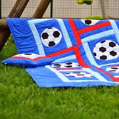 AtelierMM: Futbalová modra.