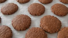 Anzac Biscuits - The Recreational Baker Gluten Free Anzac Biscuits, Biscuit Recipe, Cookies, Desserts, Recipes, Food, Tailgate Desserts, Biscuits, Meal