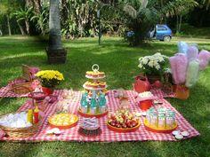 dicas para fazer uma festa infantil ao ar livre