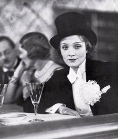 """wehadfacesthen: """"Marlene Dietrich, Berlin, 1929 """""""