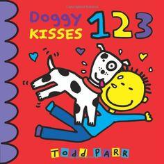 Doggy Kisses 123 by Todd Parr,http://www.amazon.com/dp/0316207373/ref=cm_sw_r_pi_dp_RZ2.sb0V4EZVRHCM