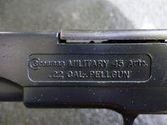 Crosman. Military 45 Auto. Model 451