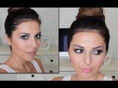 DIY celebrity bridal makeup TUTORIAL