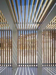 Versailles Pavilion by Explorations Architecture