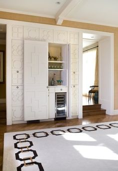 Hidden Wet Bar Design Ideas Pictures Remodel And Decor Contemporary Living