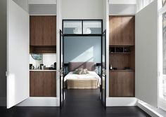 Dyer Grimes Architects - Emperors Gate Love this Bedroom Colour Palette, Bedroom Colors, Bedroom Decor, Master Bedroom, Bedroom Ideas, Interior Design Inspiration, Modern Interior Design, Design Ideas, Architects London