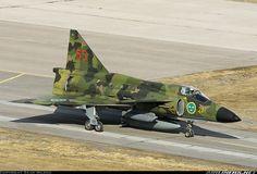 Saab AJSH37 Viggen Aircraft