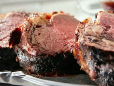 Get this all-star, easy-to-follow Food Network Prime Rib Au Jus recipe from Sandra Lee.