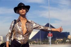 Jeff: What are you going to Vegas for? You gonna win?  Nomi Malone: I'm gonna dance!  'Showgirls'