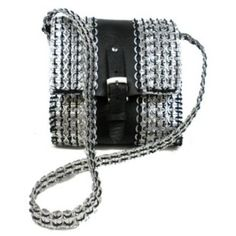 Recycled Pop Top Bag Col
