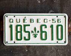 Résultats de recherche d'images pour « old quebec license plates Old Quebec, License Plates, Image, Reg Plates, Car License Plates, Number Plates, Licence Plates