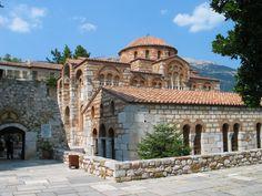 Monasterio de Ossios Loukas S. XI