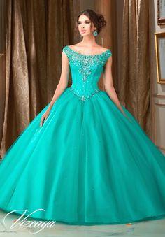Mori Lee Quinceanera Dress Style 89108