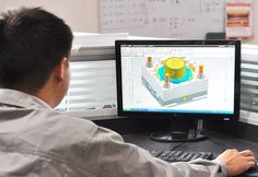 Concept of Precision mold Testing