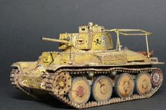 TRACK-LINK / Gallery / Panzer 38(t) Ausf.G