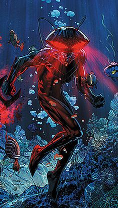 Epilogue to the Return of the Science of Aquaman: Costume Palettes at Depth